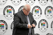 Former top boss of corruption-accused facilities management company Bosasa, Angelo Agrizzi, is testifying at the commission into state capture in Parktown, Johannesburg.