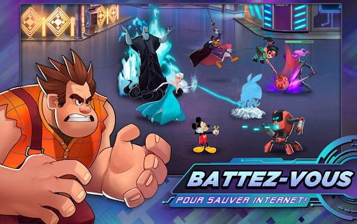 Disney Heroes: Battle Mode  captures d'u00e9cran 1