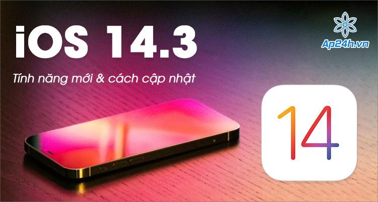 Giới thiệu tính năng mới trên iOS 14