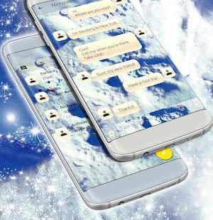 Témata SMS bílé - náhled