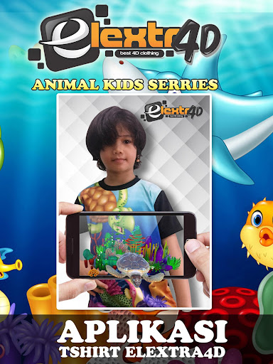 t-shirt Animal for Kids Augmented Reality 1.0 screenshots 4