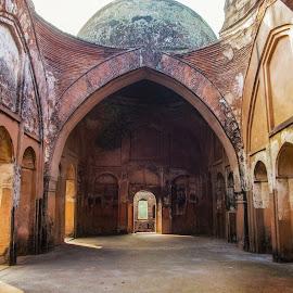 KATRA MASJID by Sandip Banerjee - Buildings & Architecture Public & Historical ( old, historical, heritage, masjid, india,  )