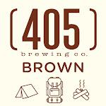 (405) Brown