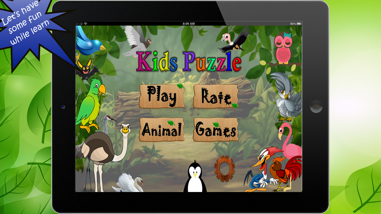 Real Birds Puzzle- screenshot