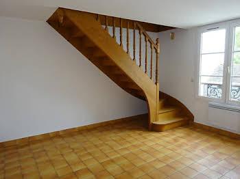 Appartement 4 pièces 39,61 m2