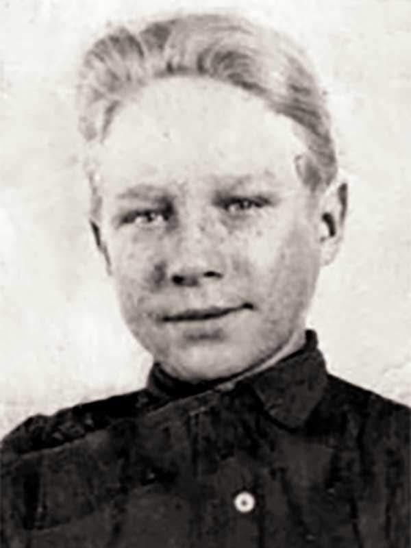 Кошкин Иван Фёдорович - командир взвода 2 осб 41 осбр