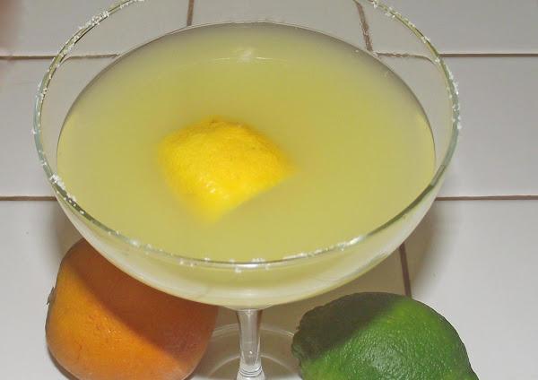 Texas Margarita Recipe