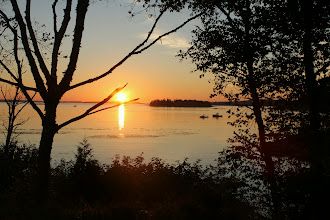 Photo: Pigeon Cove Sunrise