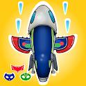 Masks Heroes Pej AsteroShoot icon