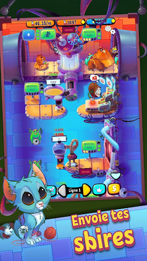 Code Triche Idle Monster Factory apk mod screenshots 4