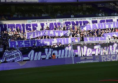 Anderlecht présente son Supporter Liaison Officer