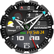 H117 Watch Face For WatchMaker Users