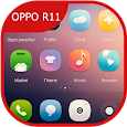 Launcher Theme for Oppo R11 apk