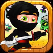 Little Ninja Run : An Adventure Survival Android APK Download Free By STEM Studios