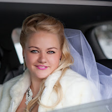 Wedding photographer Arina Verstova (arinaver). Photo of 17.10.2015