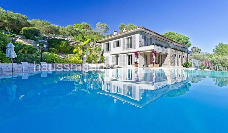 Villa with pool and terrace Saint-Jean-Cap-Ferrat