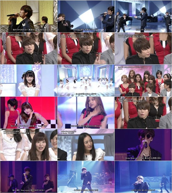 160507 HKT48 – Music Fair