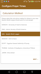 Prayer Times | Salaat Times and Qibla Finder - náhled