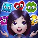 Calming Lia: Match 3 Puzzle Adventure icon