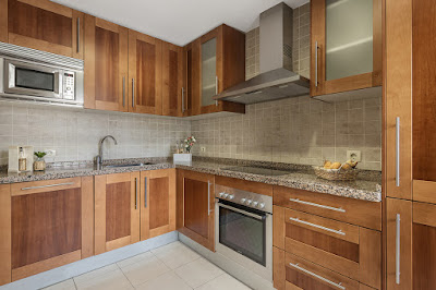 TOWNHOUSE - Kitchen