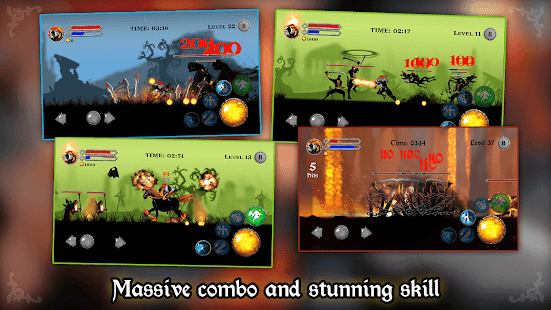 Chaos Knight: Ninja warrior, shadow fight game - náhled