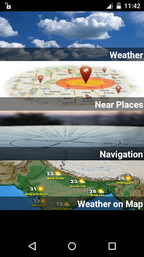 Weather Place Navigation WPN