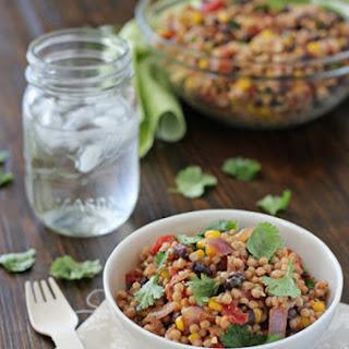 Mexican Couscous Salad