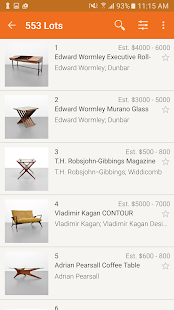 Palm Beach Modern Auctions- screenshot thumbnail