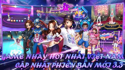 Super Dancer VN 3.3 screenshots 1