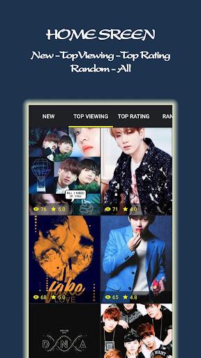 BTS Wallpapers KPOP Ultra HD and LIVE 1.2.6 screenshots 1
