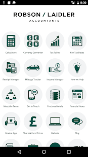Robson Laidler Accountants- screenshot thumbnail
