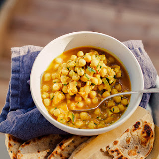 Golden Chana Masala