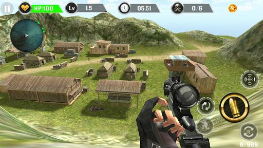 Mountain Sniper Shooting  screenshots 15