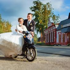Wedding photographer Olga Nikolaeva (avrelkina). Photo of 10.09.2017