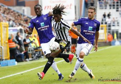 Anderlecht hoopt dat Andy Najar zo snel mogelijk terug is