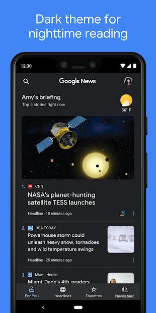 Google News: Top World & Local News Headlines screenshot 5