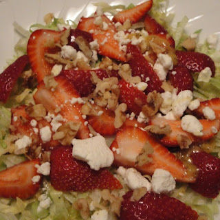 Strawberry Salad.