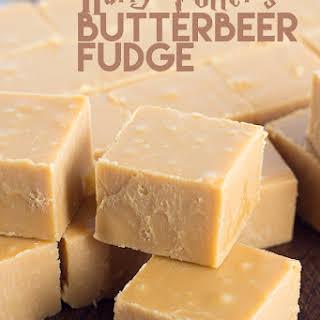 Harry Potter's Butterbeer Fudge.