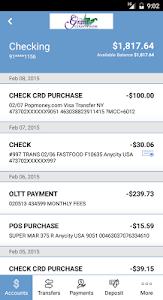 Grant County Bank Mobile Bank screenshot 3