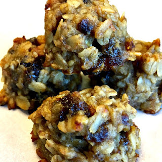 Healthy Banana Date Cookies Recipe