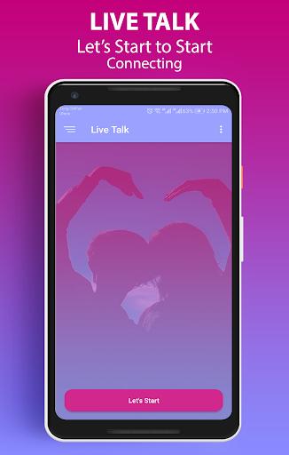 Live Talk u2013 Random Video Chat 1.6 screenshots 5