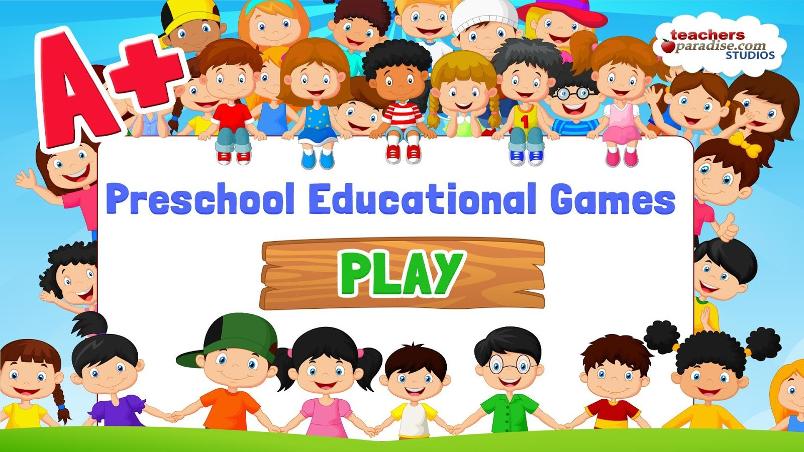 A+ Preschool Educational Games- screenshot