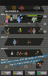 Game Super Miner : Grow Miner APK for Windows Phone