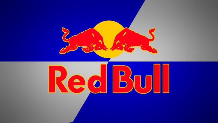 Logo for Red Bull