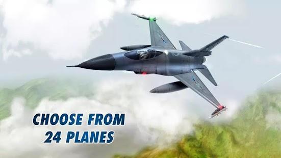 Airplane pilot Simulator 3d - náhled