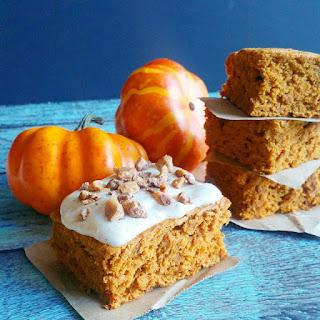Skinny Pumpkin Spice Cake