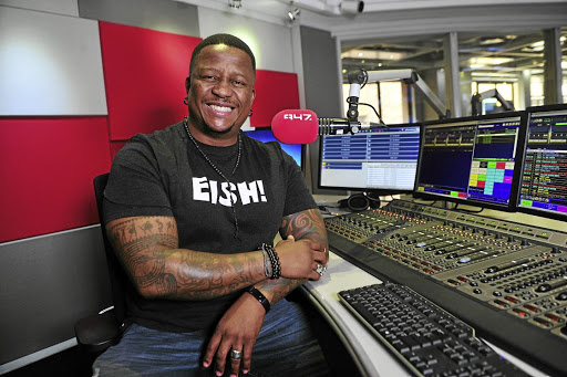 'My calling is to change lives and mind sets' - DJ Fresh
