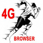 High Speed 4G IB : Fast & Safe Icon