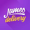 James Delivery: Entrega de Mercado, Farmácia e + icon