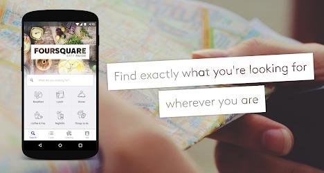 Foursquare City Guide 2017.08.04 APK Download